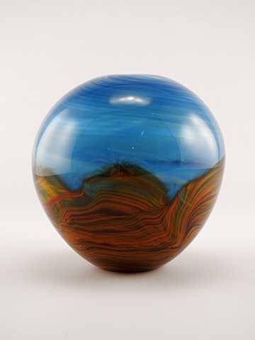 Vase/Desertscape by  Robert Burch - Masterpiece Online