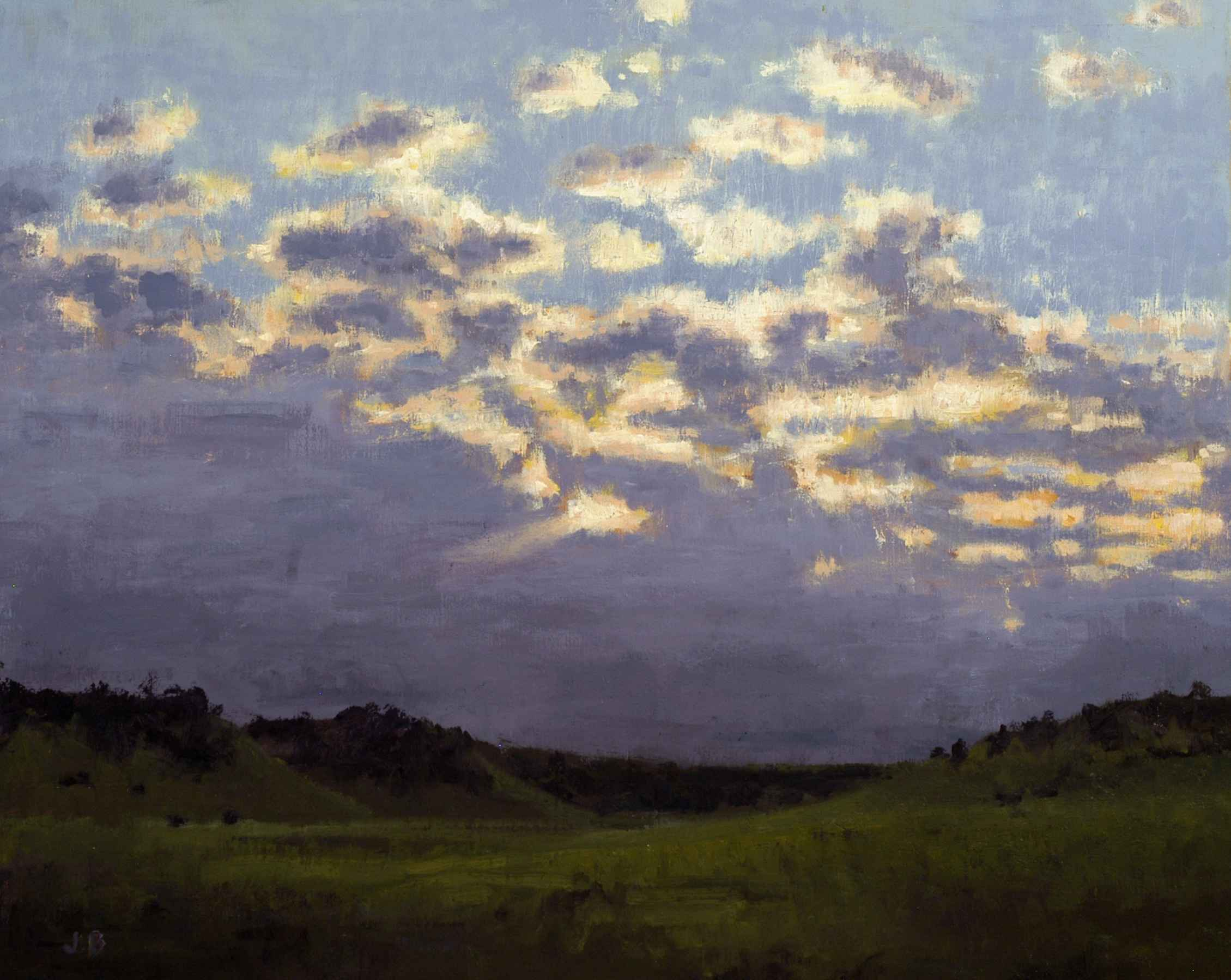 Cielo by  Janet Broussard - Masterpiece Online