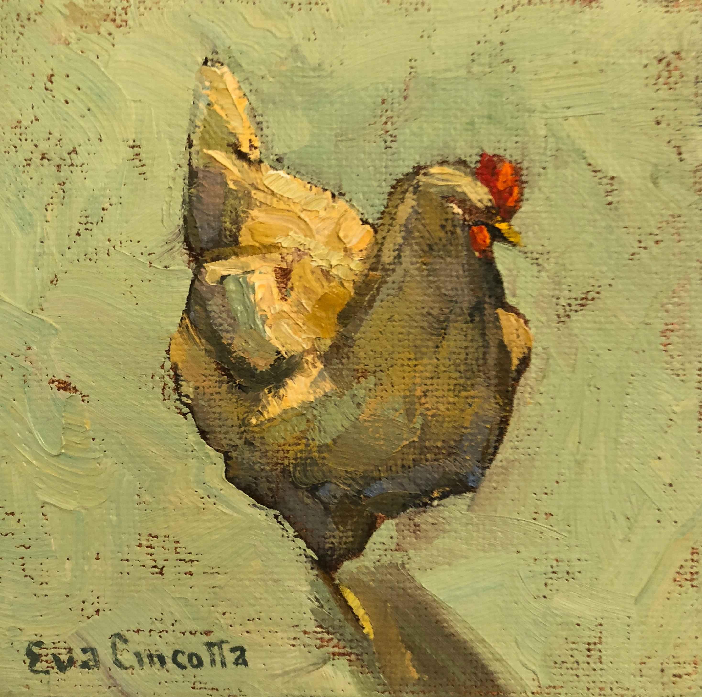 The Stroll by  Eva Cincotta - Masterpiece Online