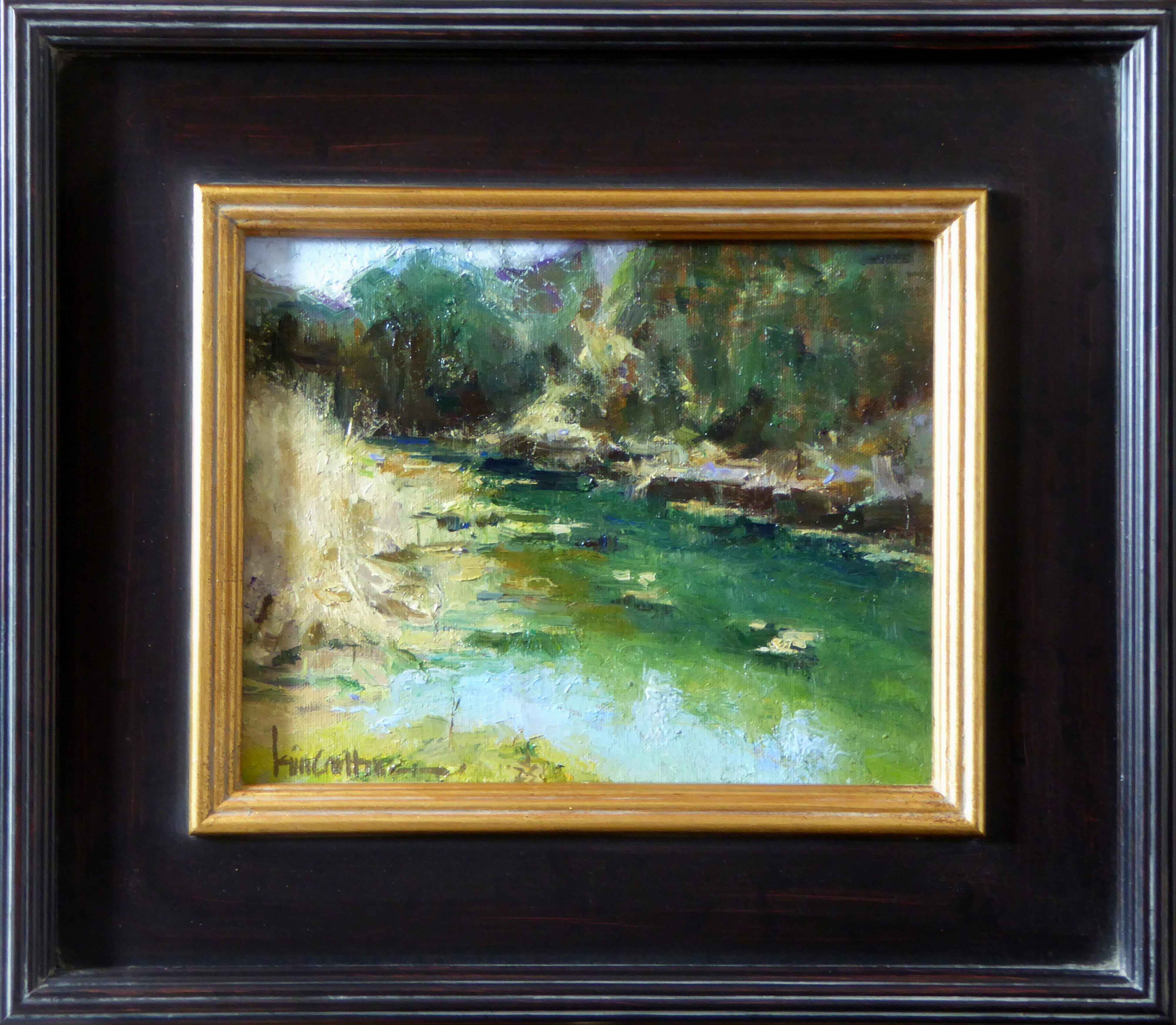 Comanche Creek by  Kim Carlton - Masterpiece Online
