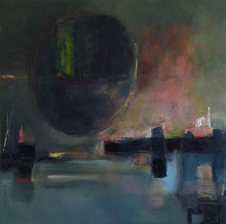 Night Portal  by  J.T. Winik