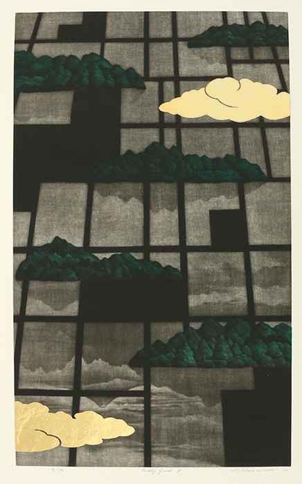Paddy Field-B by  Katsunori Hamanishi - Masterpiece Online