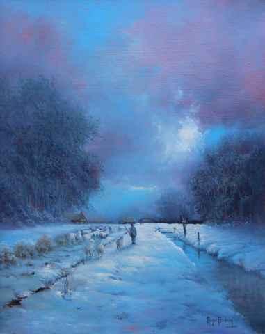 Trusted Shepherd  by  Roger  Budney