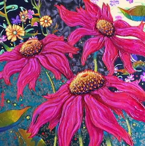Echinacea by Mr John Burrow - Masterpiece Online