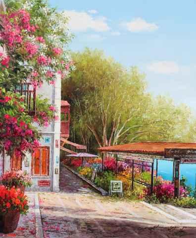Garden Shop by  Soon Ju Choi  - Masterpiece Online