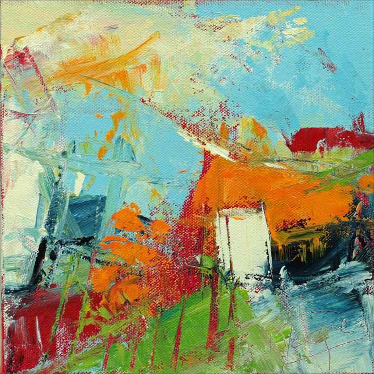 Over the Horizon  by  Nancy Teague