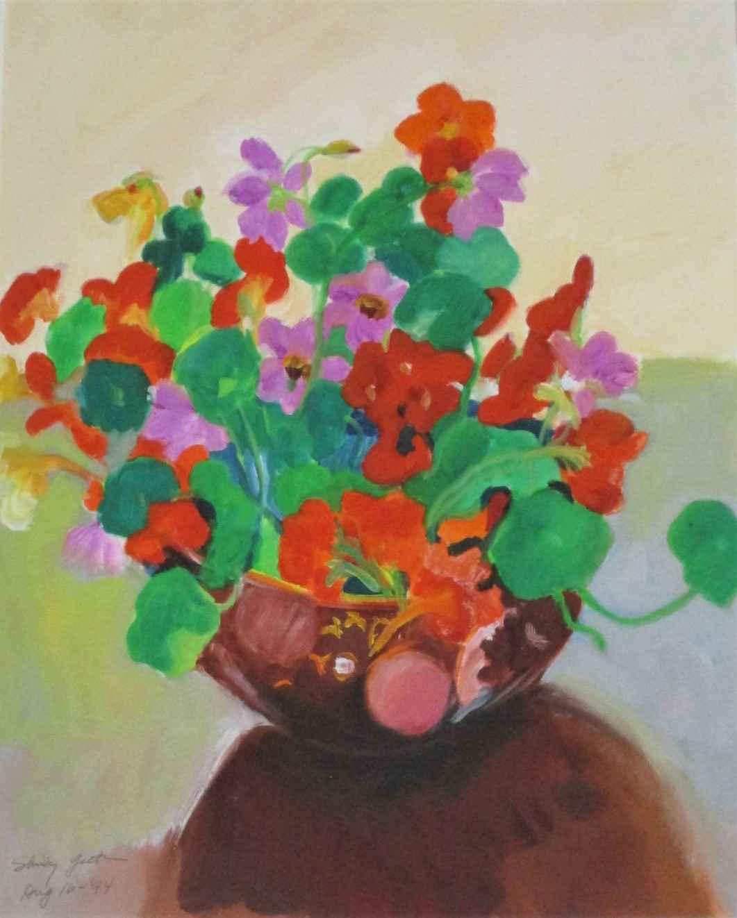Untitled ( bowl of na... by  Shirley Gittelsohn - Masterpiece Online