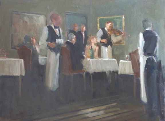 The Birthday Serenade by  James Kubiatowicz - Masterpiece Online