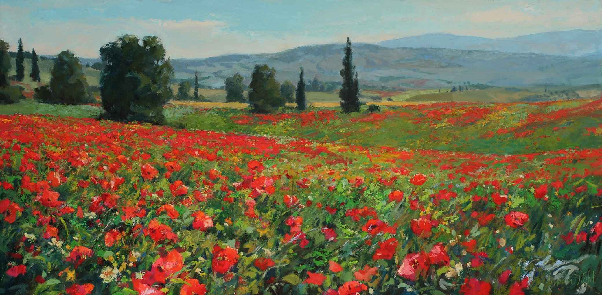 Full Bloom by  Susan Diehl - Masterpiece Online