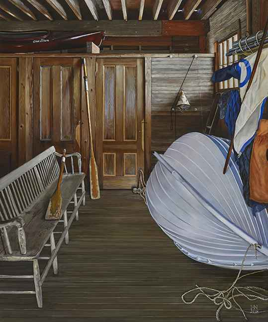 The Changing Room by  Heather Neill - Masterpiece Online