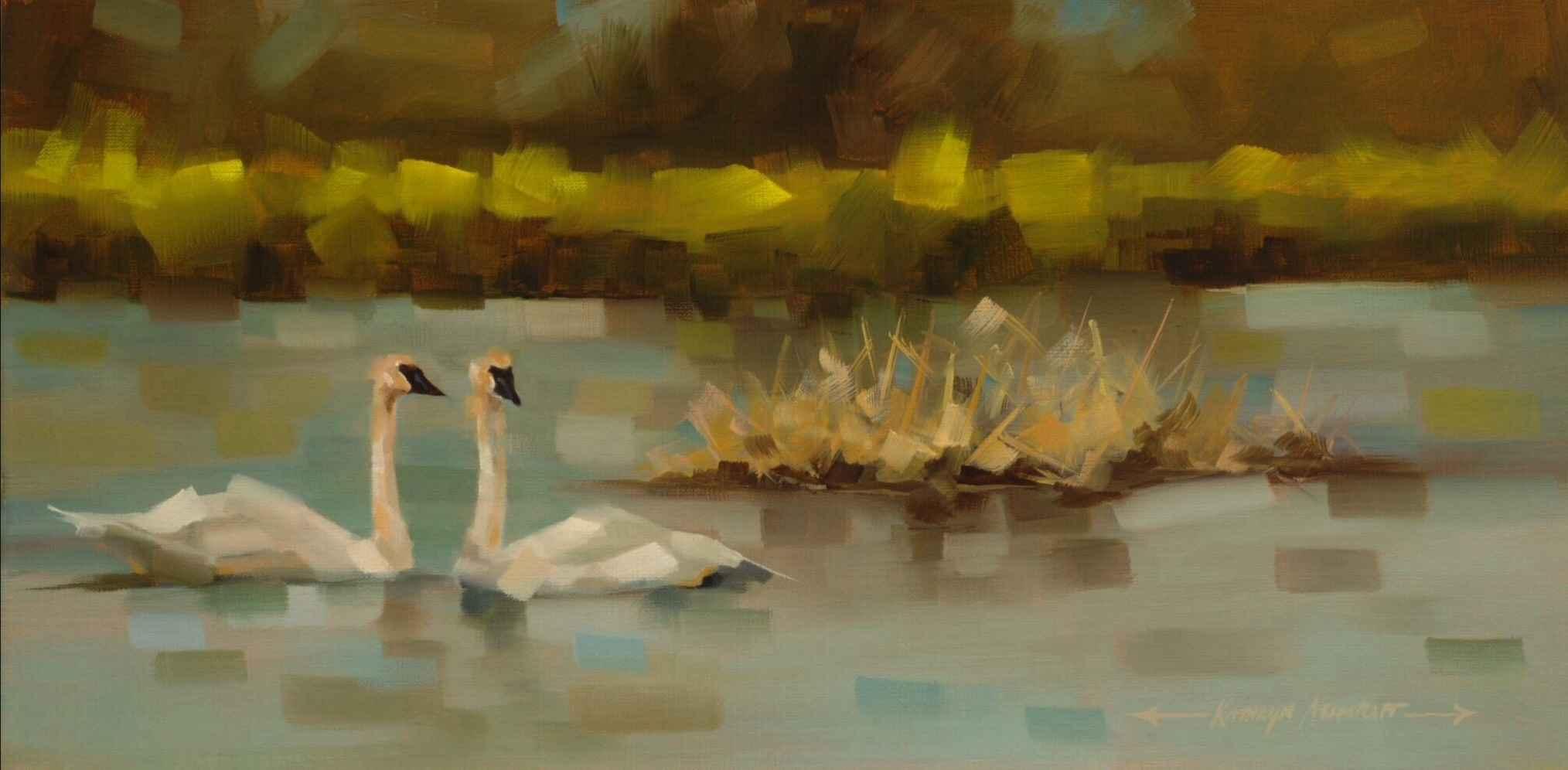 Island Getaway  by  Kathryn Ashcroft