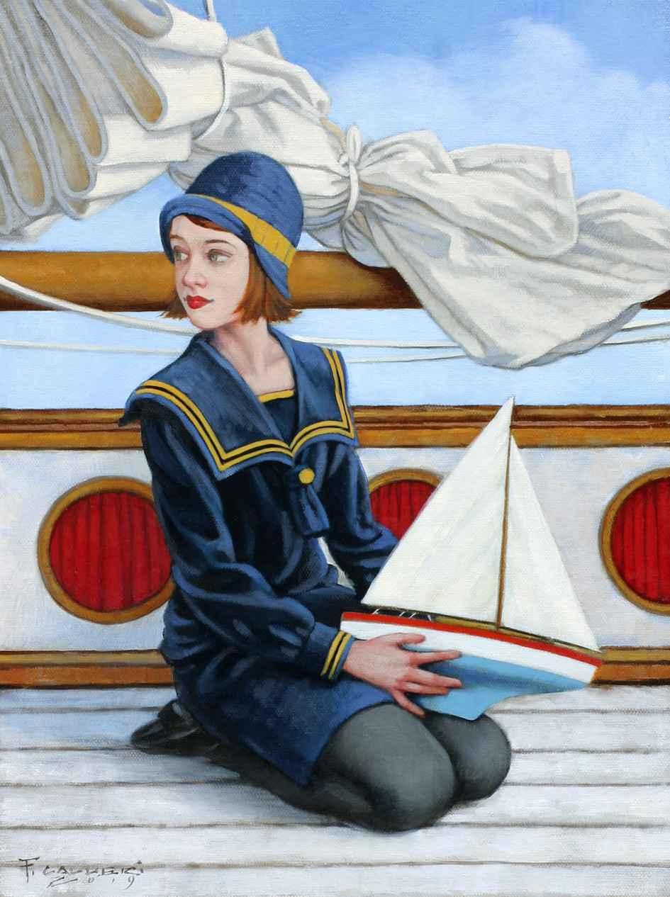 Six Bells by Mr. Fred Calleri - Masterpiece Online