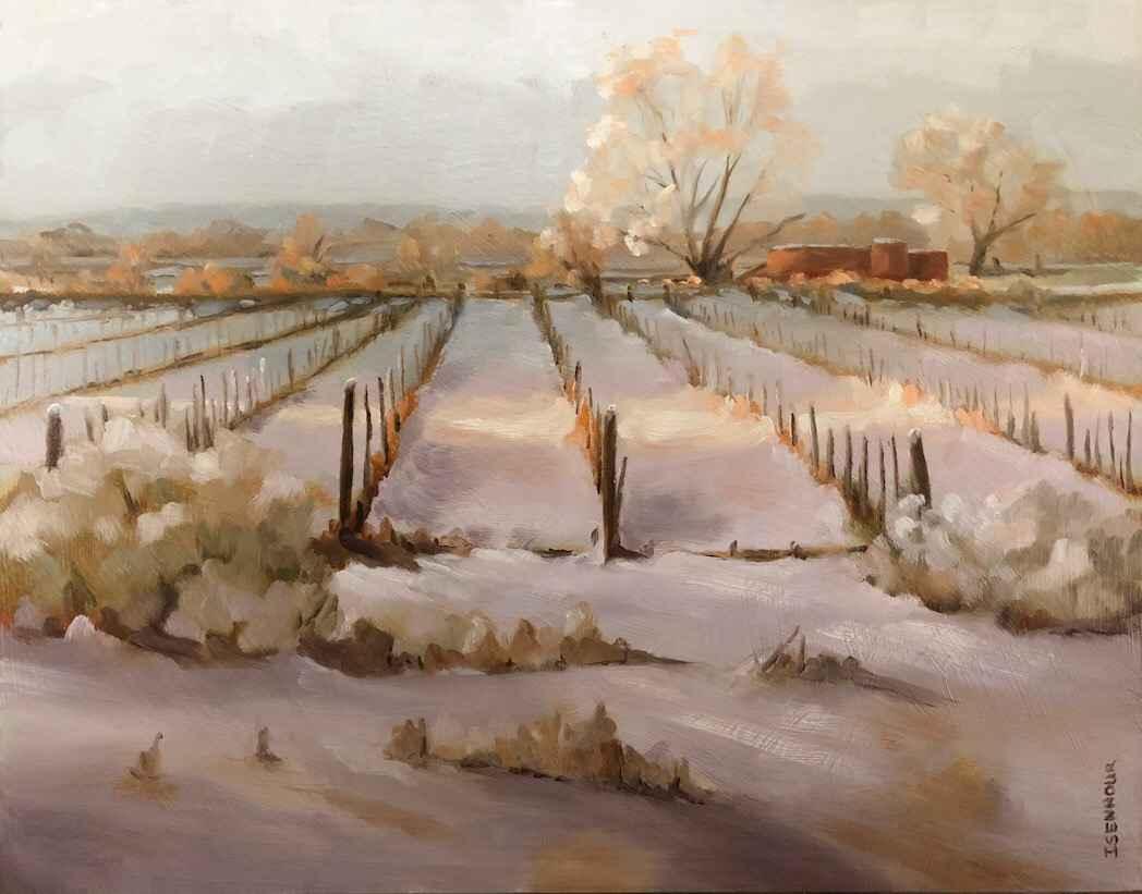Field of Dreams by  Natasha Isenhour - Masterpiece Online