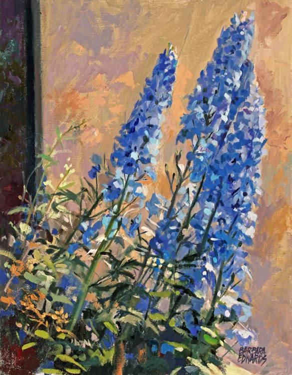 A NEW WORK- Towards ... by  Barbara Summers Edwards - Masterpiece Online