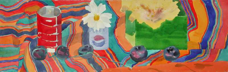 Daisy In Pepsi Can by  Barbara Britts - Masterpiece Online
