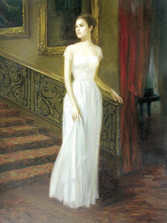 The Debutante by  Kelvin  Lei - Masterpiece Online