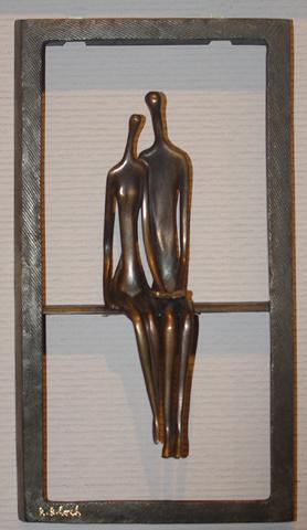 Wall Sculpture (Sm) 3... by  Ruth  Bloch  - Masterpiece Online