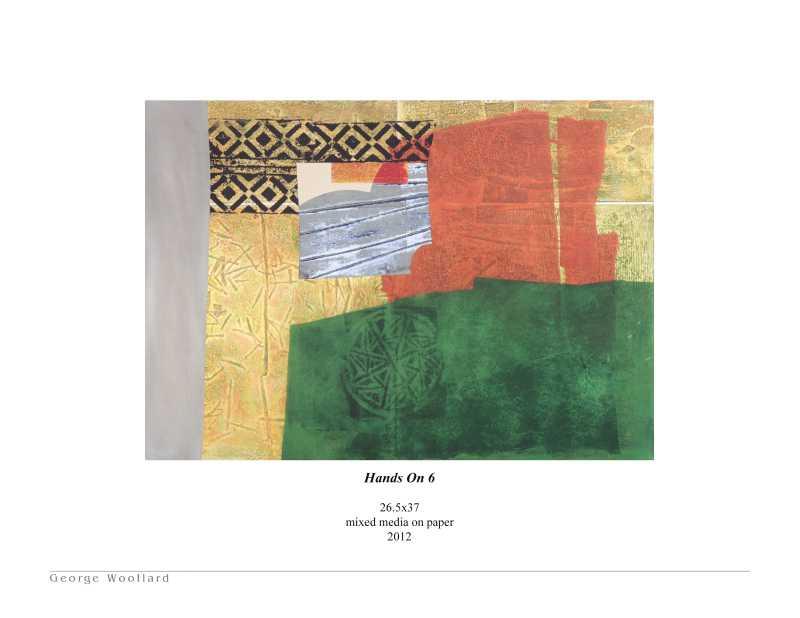 Hands On 6 by  George Woollard - Masterpiece Online