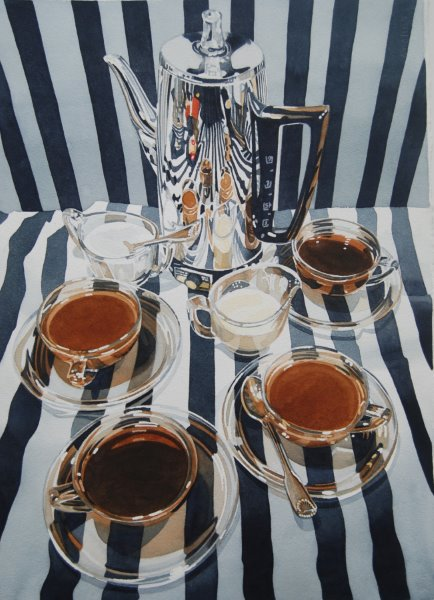 Coffee I by  Rodney Moser - Masterpiece Online