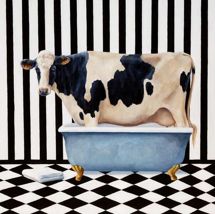 Milk Bath II by Ms Sandra Stevens - Masterpiece Online