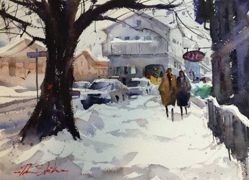 Leavenworth by  Ron Stocke - Masterpiece Online