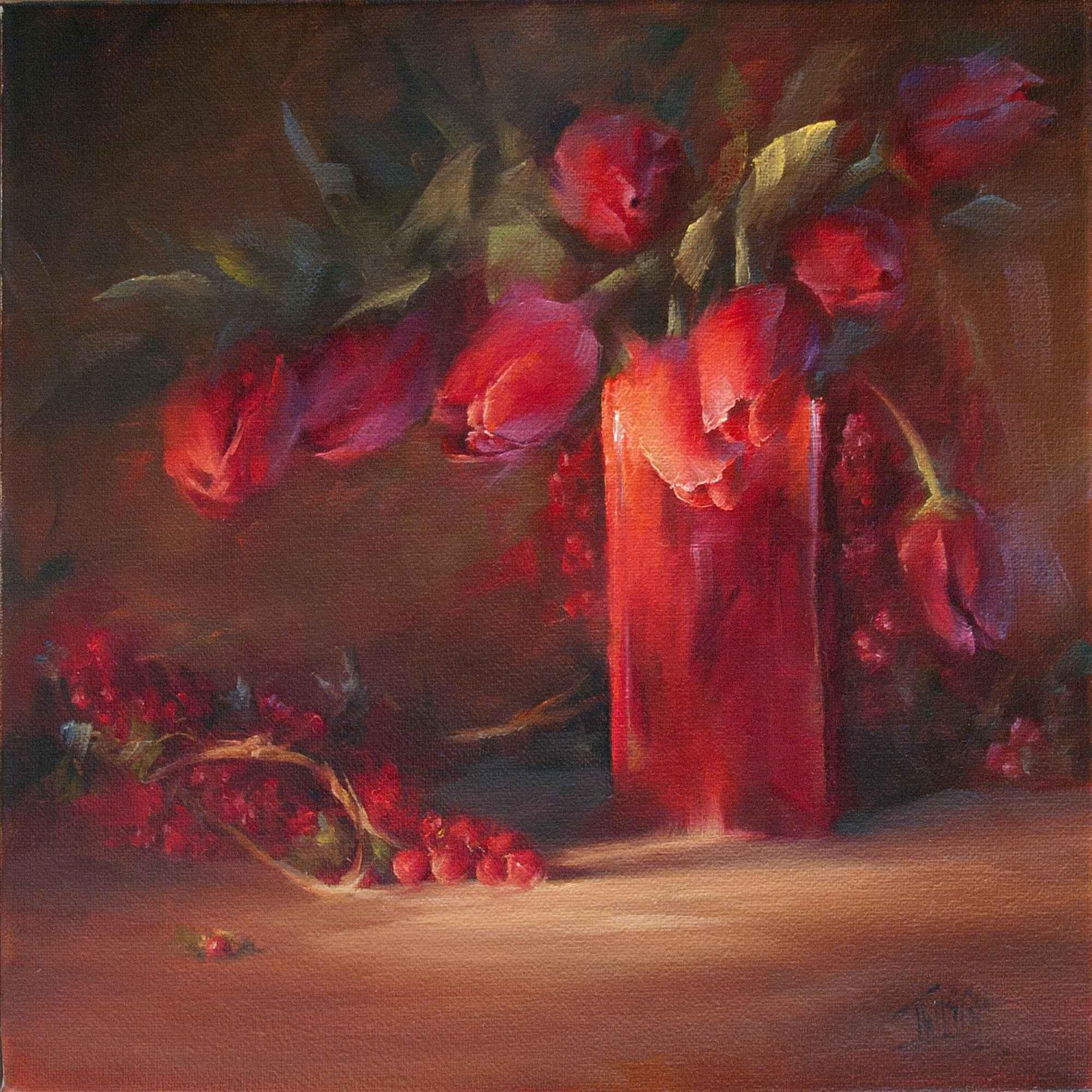 Finish Line by  Lori Twiggs - Masterpiece Online