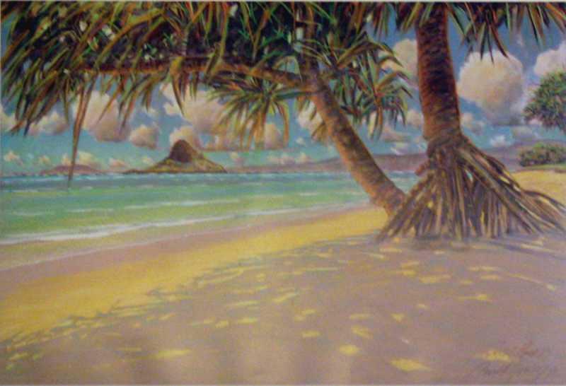 Mokoli'I Island by  Russell Lowrey - Masterpiece Online