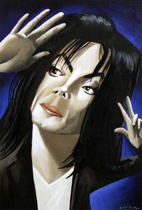 Michael by  Mark Ulriksen - Masterpiece Online