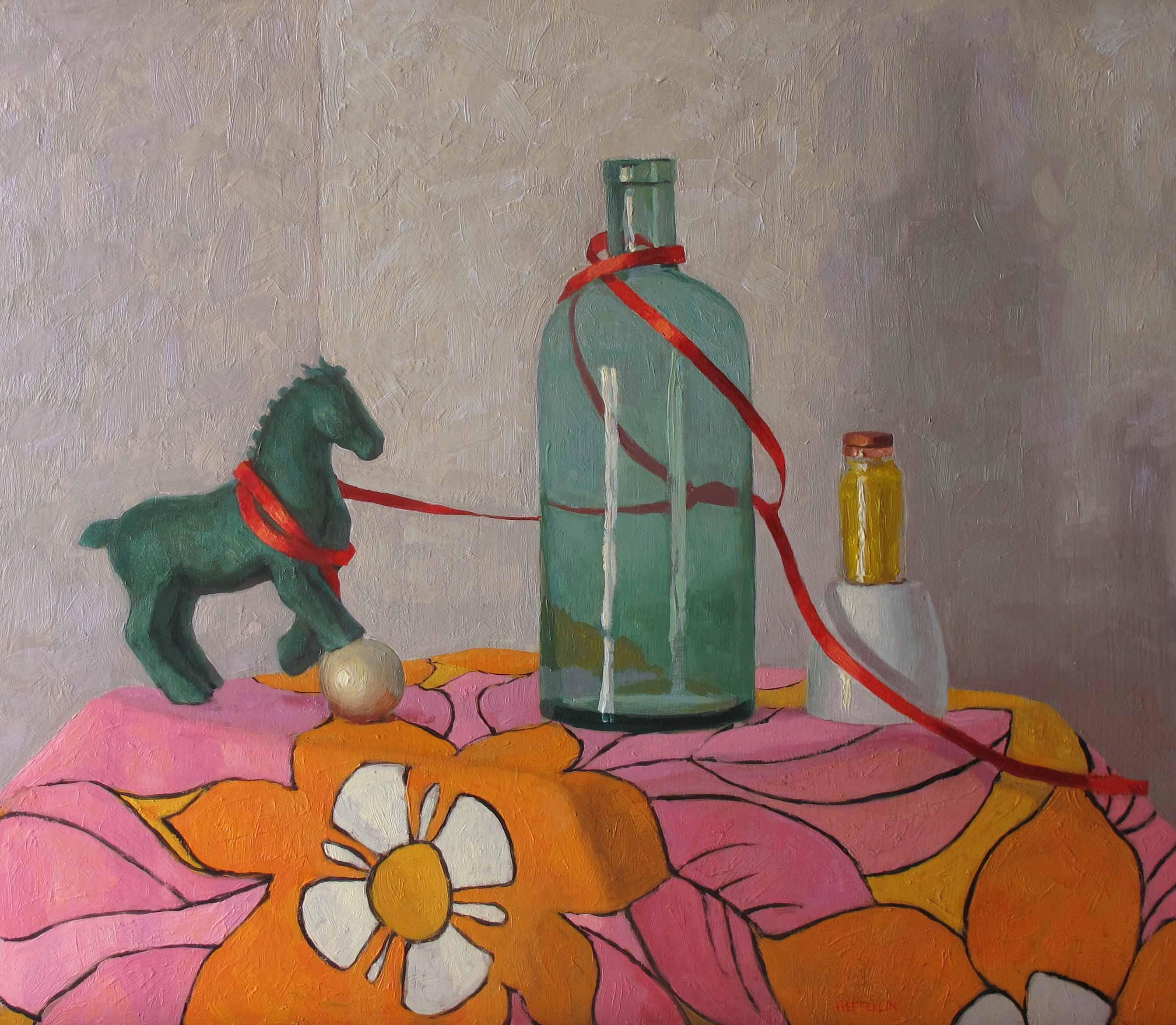 Ties that Bind by  Melissa Hefferlin - Masterpiece Online