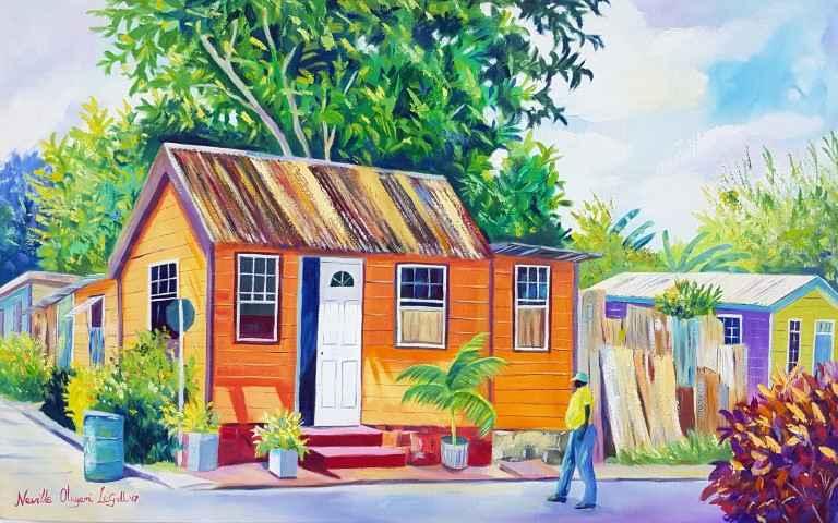 In Spruce Street by Mr. Neville Legall - Masterpiece Online