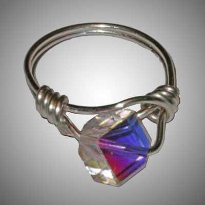 TA5801 Crystal Dice R... by  Terrie Allen - Masterpiece Online