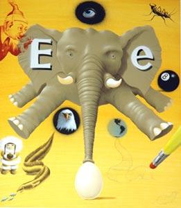\E\  by  John Nickle