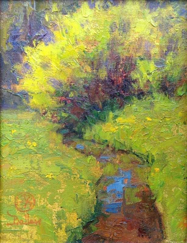 Spring Green by  David Ballew - Masterpiece Online