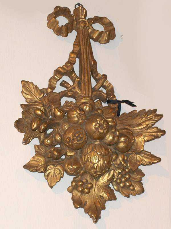 Gilded Terracotta Wal... by  Italian  - Masterpiece Online