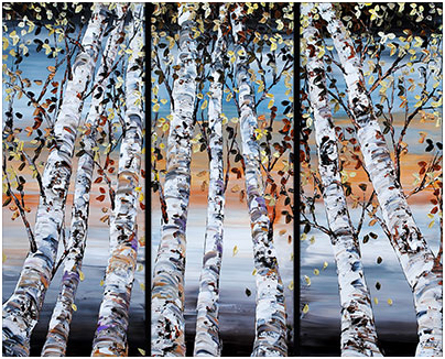 Looking Up Shades of ... by  Maya Eventov - Masterpiece Online