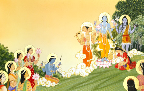 Parvati Sobbed