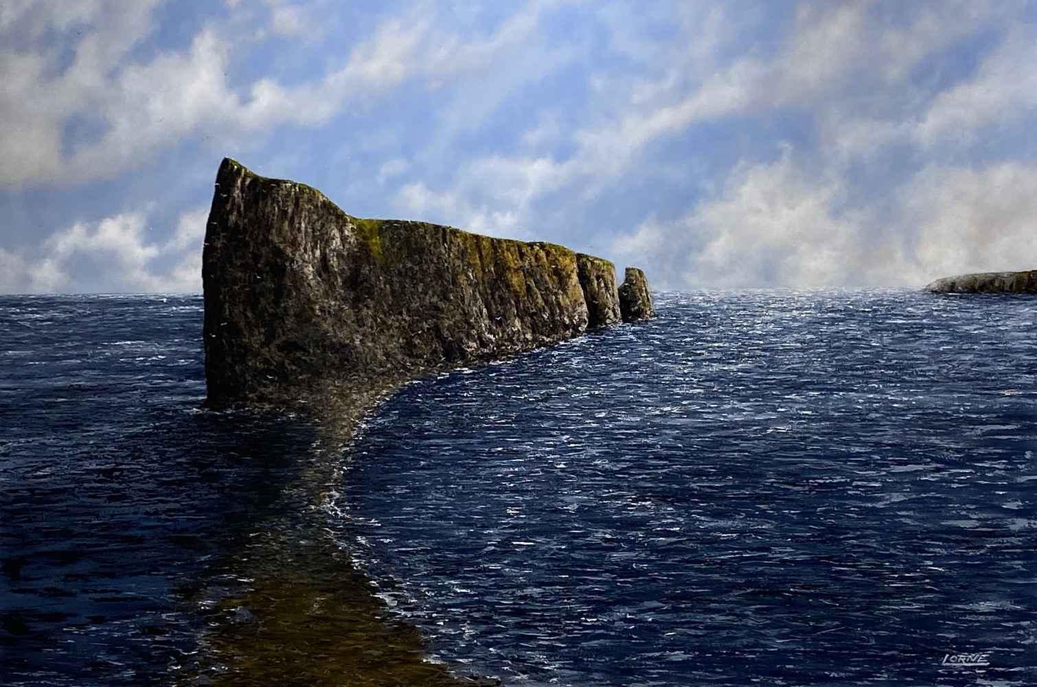 Perce Rock by Mr. Lorne McDermott - Masterpiece Online