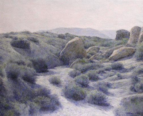 High Desert Shadows by  Bernard Wynne - Masterpiece Online