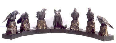 Cat's In The Cradle by Mrs Darlis Lamb - Masterpiece Online