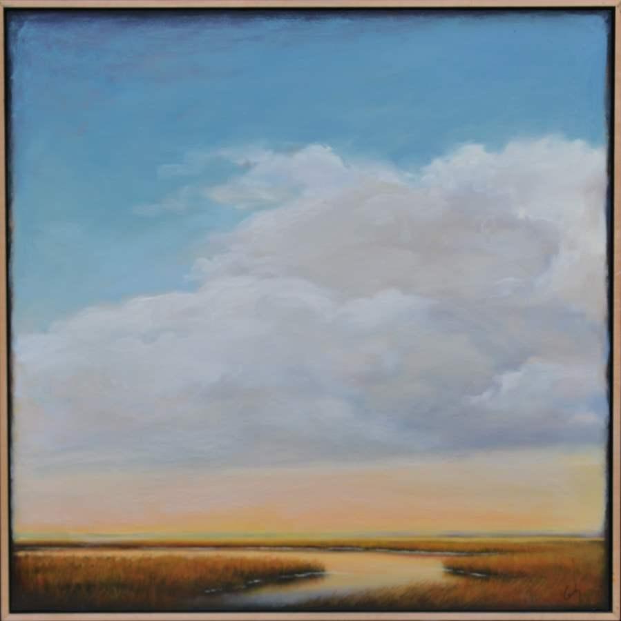 Sky Above by  Margaret Gerding - Masterpiece Online