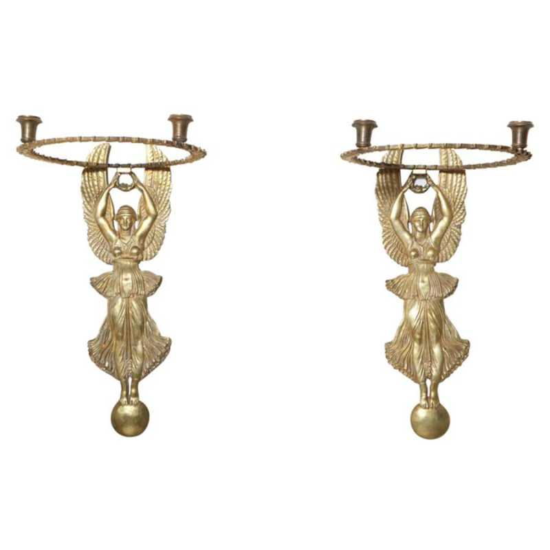Pair of Egyptian Revi... by  French  - Masterpiece Online