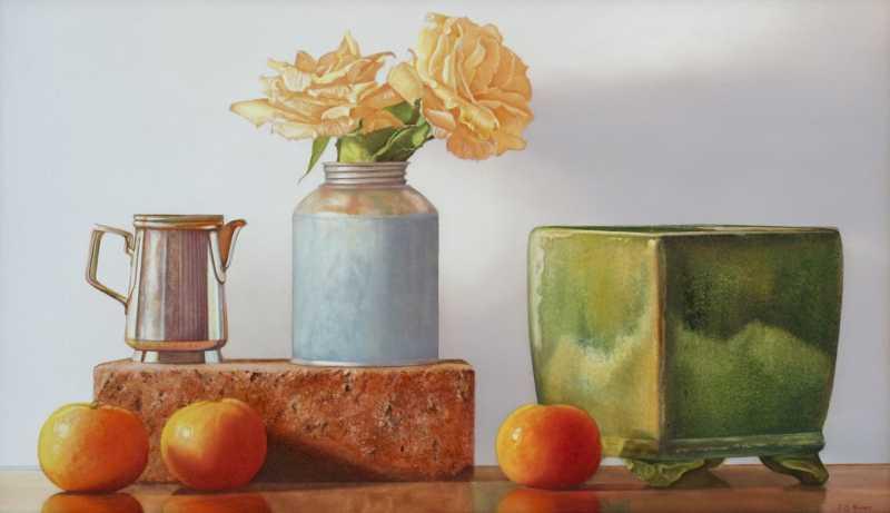 Roses & Tangerines