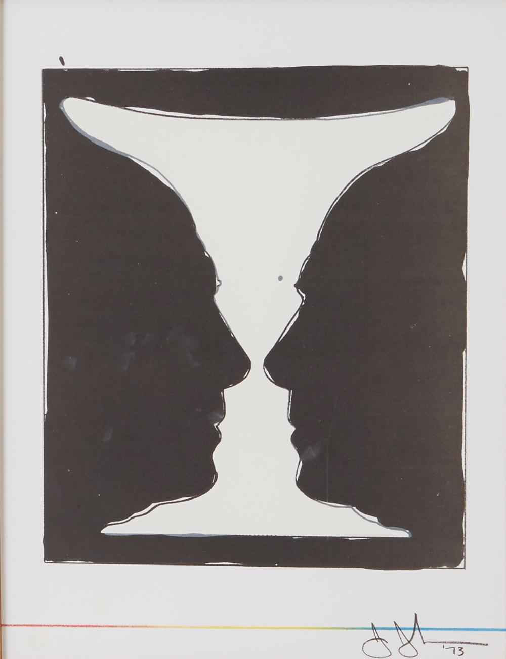 Cup 2 Picasso by  Jasper Johns - Masterpiece Online