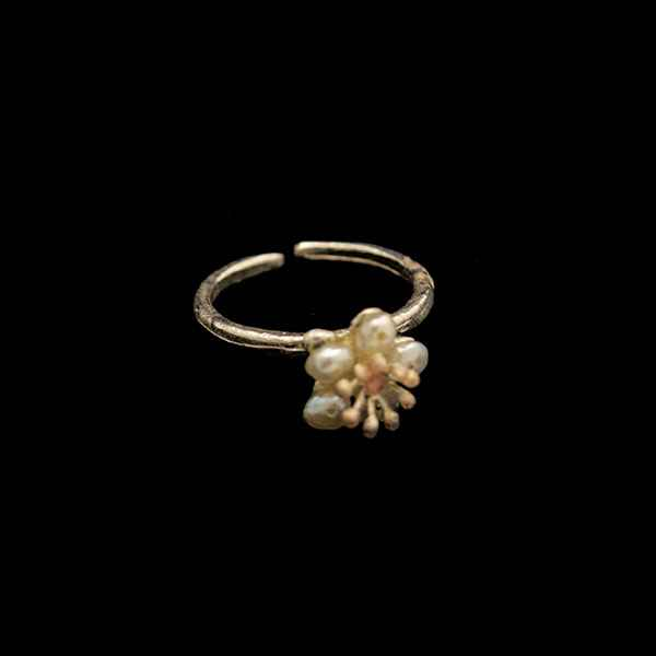 Cherry Blossoms Ring - Adjustable