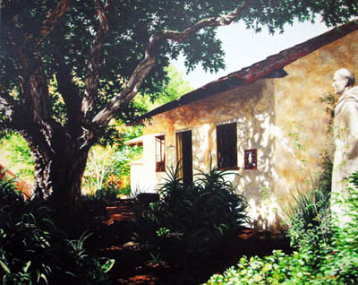 In the Shade of the C... by   Teresa  Wheeler - Masterpiece Online