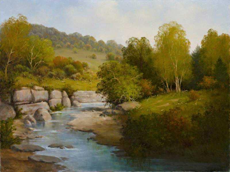 Around The Bend by Mrs Milbie Benge - Masterpiece Online