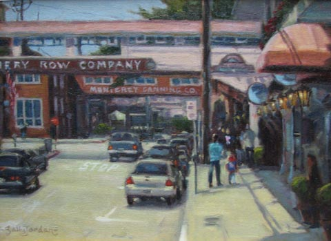 Cannery Row Spring by  Sally  Jordan - Masterpiece Online