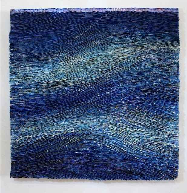 Breaking Waves II by  Pat McNabb Martin - Masterpiece Online