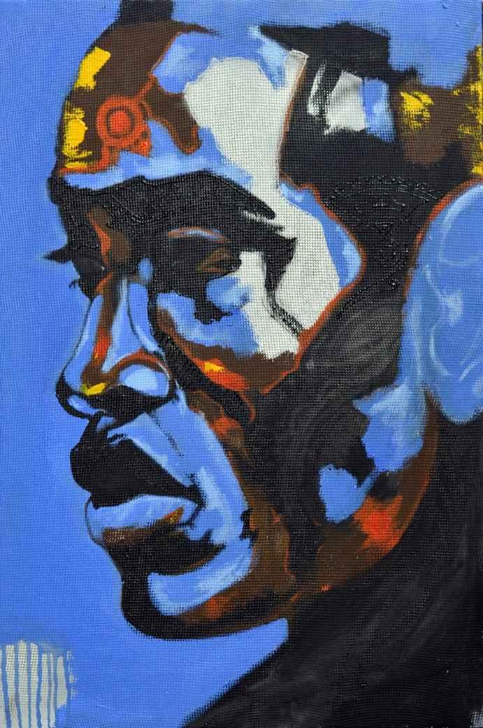 Peculiar People VIII by Mr John Madu - Masterpiece Online