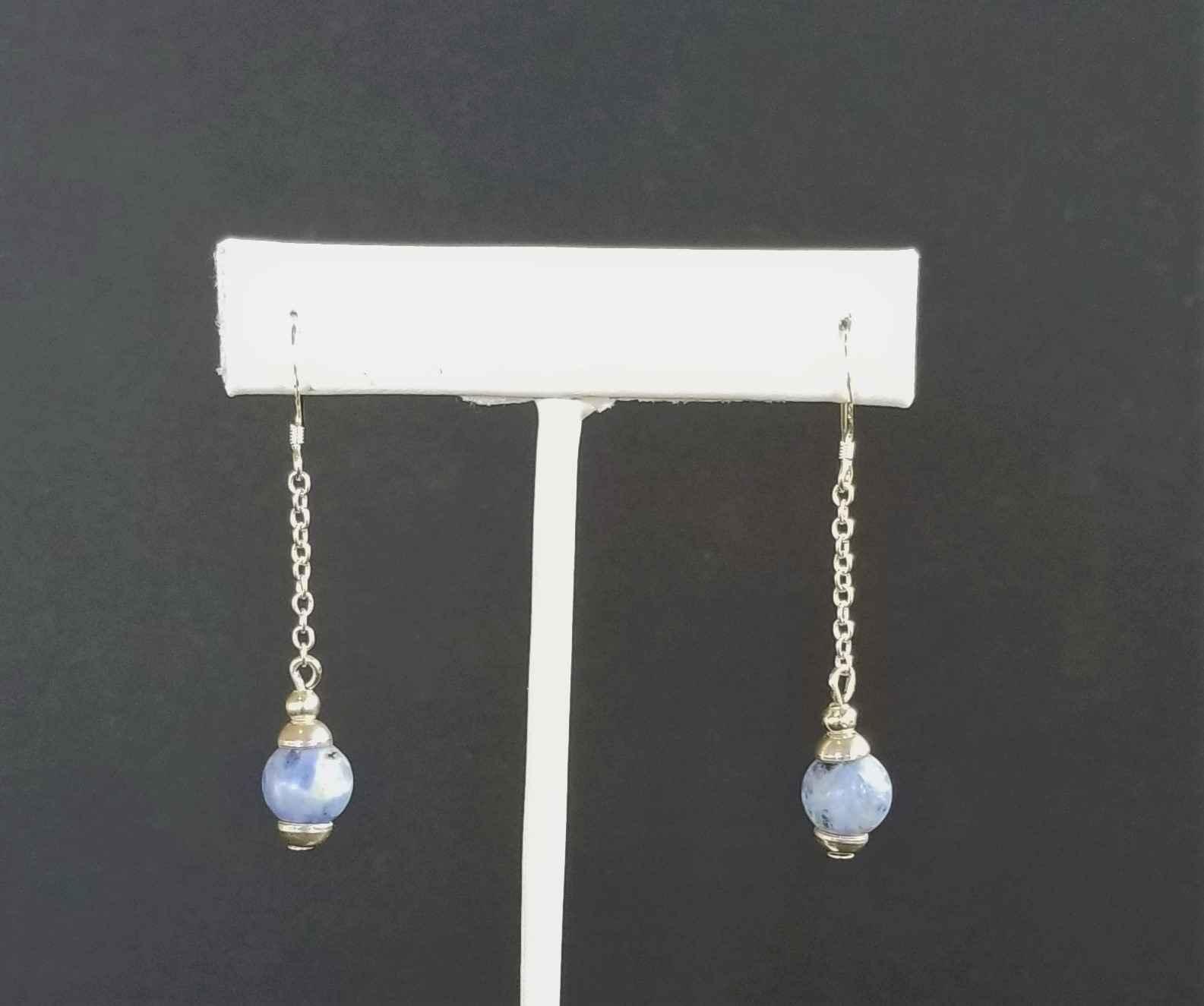Jasper Earrings by  Janet Hubbard - Masterpiece Online